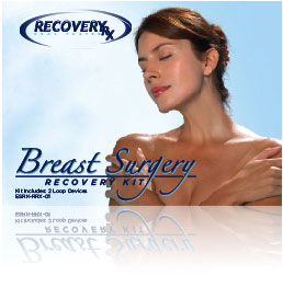 Actipatch RecoveryRx Breast Augmentation/Reduction Swelling, Bruising & Scar Recovery Kit