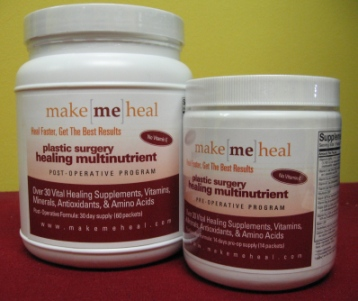 Make Me Heal Vitamin Kit