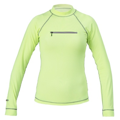 Sunsoul Women's Skin Rejuvenating Long Sleeve Sport Shirt