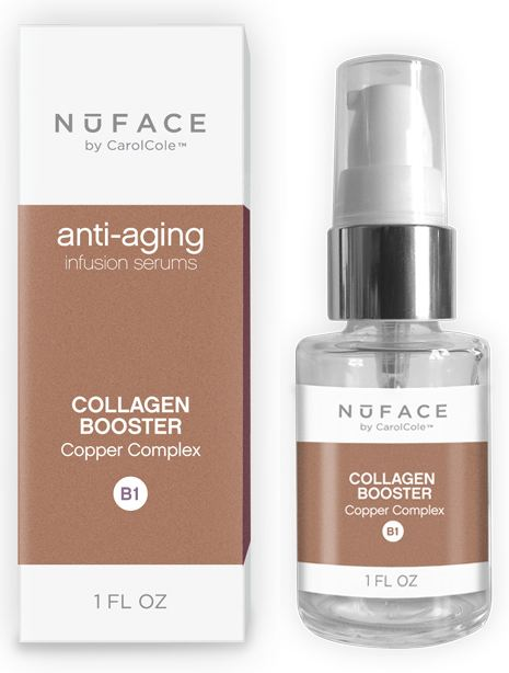 NuFACE Collagen Booster- Copper Complex