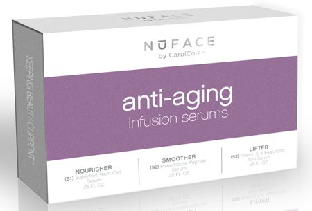 NuFACE Anti-Aging Infusion Serums (3 Item Set)