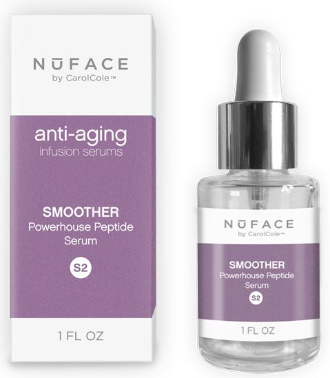 NuFACE Smoother- Powerhouse Peptide Serum
