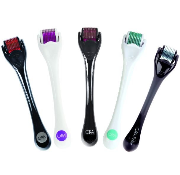 ORA Dermal Roller System (Anti-Wrinkles, Stretch Marks, Scars & Cellulite)