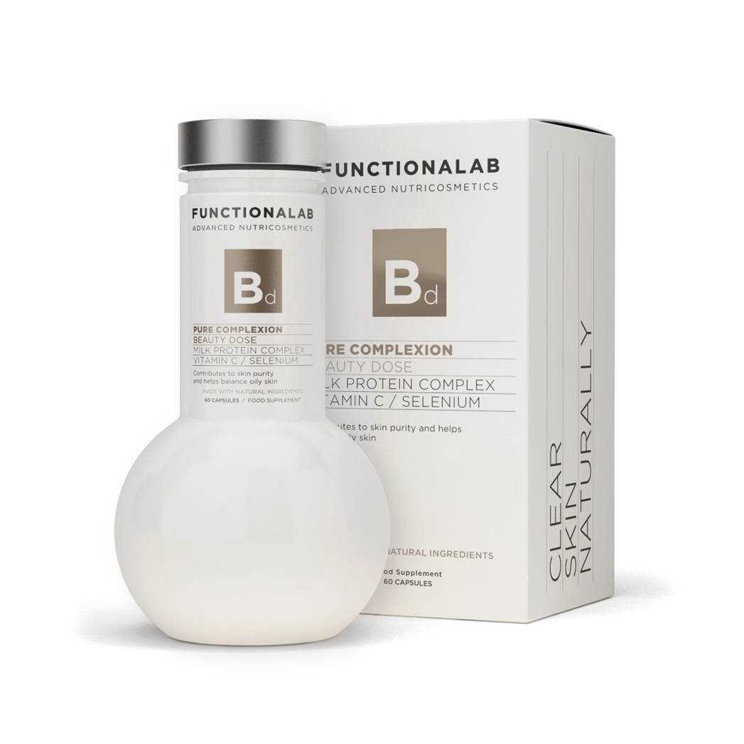 Functionalab Pure Complexion Skin Balance Supplement
