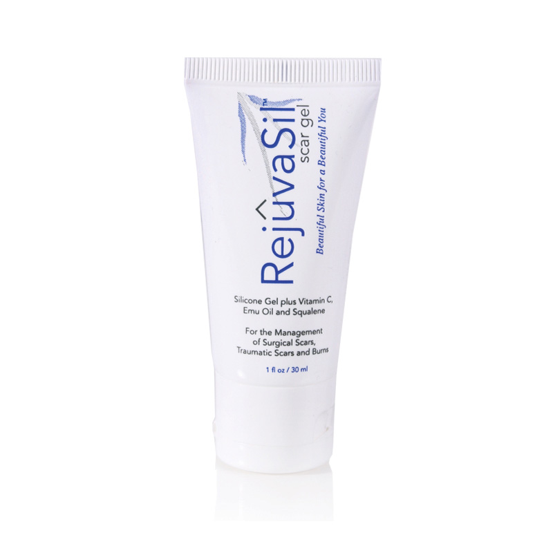 RejuvaSil Scar Reduction Silicone Gel (w/ Emu Oil, Vitamin C)