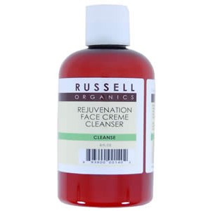 Russell Organics Natural Rejuvenation Creme Cleanser