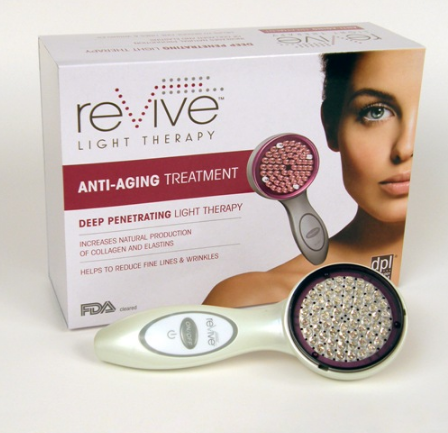 Professional Anti-Wrinkles Kit (Revive Anti-Aging Light LED System + Dermablend Anti Wrinkle & Firming Primer)