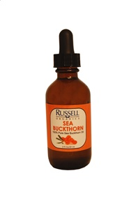 Russell Organics Natural Sea Buckthorn Oil