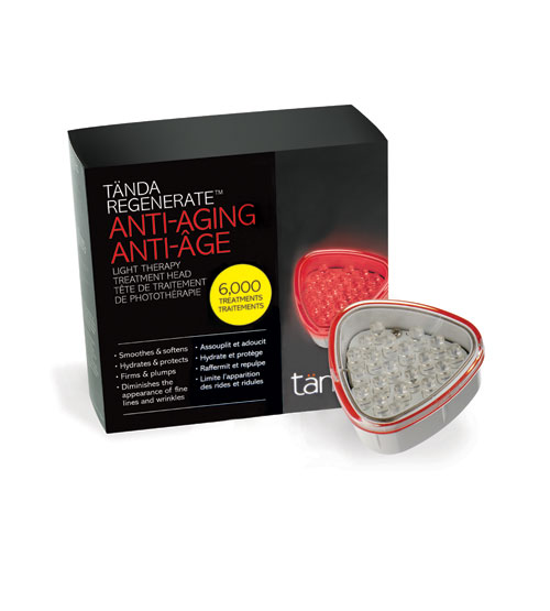 Tanda Luxe Anti-Aging Treatment Head/Cartridge (Red)