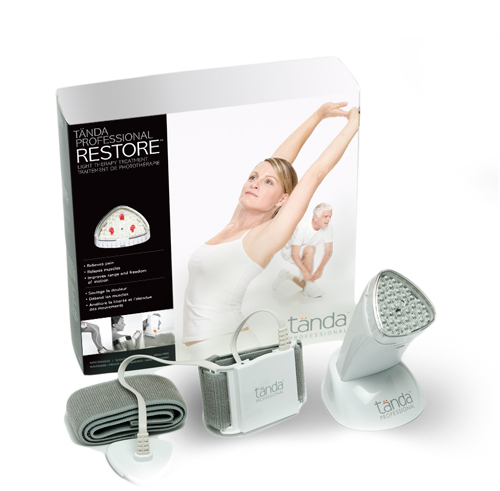 Tanda Professional Restore Pain & Swelling Therapy Device