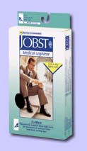 Jobst Men's Over-The-Calf Support Socks (8-15 mmHg)