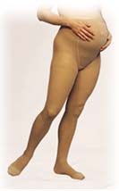 Truform Maternity Compression Pantyhose - 20-30 mmHg (Closed Toe) - 1757