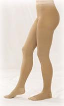 Truform Unisex Compression Pantyhose - 20-30 mmHg (Closed Toe) - 1756