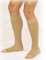 Truform Heavy Duty Compression Stockings - 30-40mmHg - (Open Toe) - Model#825