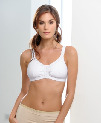 Amoena Hannah Post-Surgery Bra (Front-Closure)
