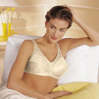Amoena Ava Soft Cup Bra w/Leotard Back  (Mastectomy/Lumpectomy)