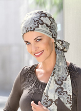 Amoena  Cotton Long  Headscarf  (2 Unit Package)