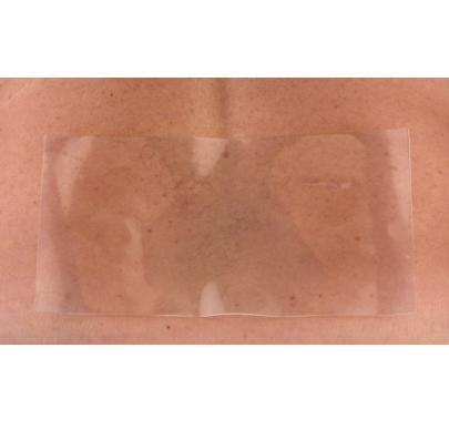 "Scar Fx Silicone Sheet - 4"" x 8"" (w/Self Adhesive Side)"