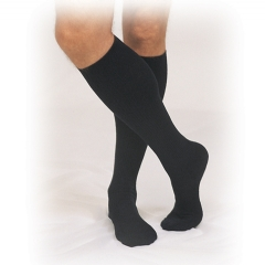 Truform Men's Support Dress Socks W/Microfibres (15-25 mmHg) - 1943