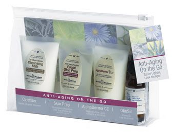 Alphaderma Anti-Aging On The Go Travel Pack