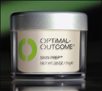 Optimal Outcome Surgery Skin Prep Cream - Pre-Op (Ideal For Face)