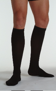 Juzo Unisex Ribbed Knee-High Compression Stockings - (20-30 & 30-40 mmHg, Closed Toe)