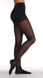 Juzo Women's 4600 Attractive Soft & Sheer Compression Pantyhose (20-30 & 30-40 mmHg, Closed Toe)
