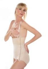 Annette Mid Body Brief Compression Garment - Stage 1