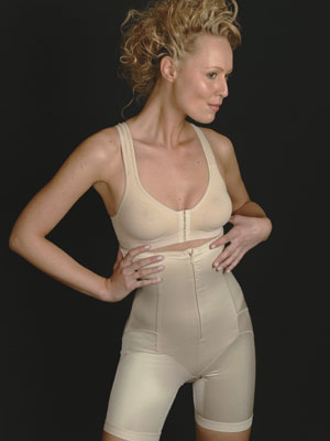 Annette Extra Firm Control High-Waist Panty Compression Girdle (w/ Derriere Lift)