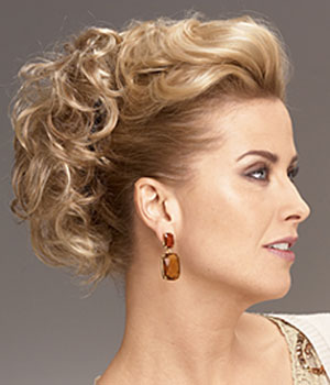 Updo Curls Hair Add-On by Raquel Welch