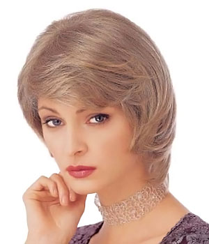 Yvette Wig by Louis Ferre Monosystem Collection
