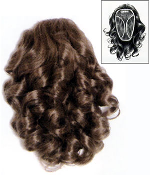 Curly Cascade Wiglet by Look of Love