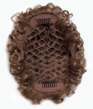 Large Honeycomb Demi Wiglet by Look of Love