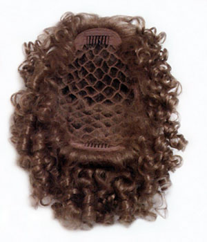 Long Honeycomb Demi Wiglet by Look of Love