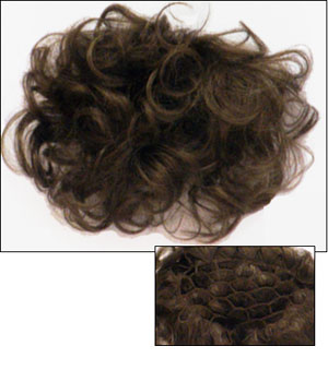 Add-On 1 Wiglet by Wig America Mona Lisa Collection