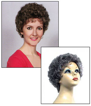 Crystal Wig by Wig America Mona Lisa Collection
