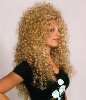 Lioness Wig by Wig America Mona Lisa Collection