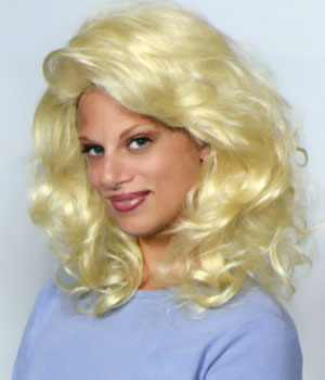 Tawny Wig by Wig America Mona Lisa Collection
