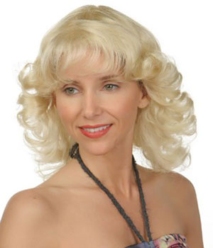 Texas Curl Wig by West Bay