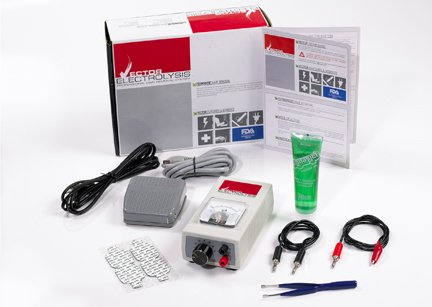 Vector Personal Electrolysis Hair Removal System