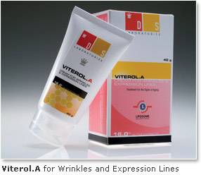 DS Laboratories Viterol.A - Anti Aging Cream For Wrinkles & Expression Lines