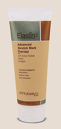 Elastin 3 Advanced Stretch Mark Therapy (w/Elastin, Argireline, Collagen, Soy)