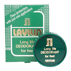 Lavalin Foot Deodorant 11 grams