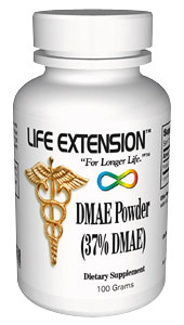 Life Extension Dmae Powder 100 grams
