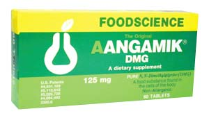 Life Extension Dmg  60 125 mg Tablets