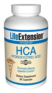 Life Extension Hca 250 mg 90 Capsules