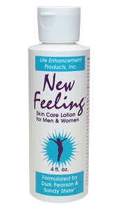 New Feeling 4 oz Bottle (Life Enhancement Products)