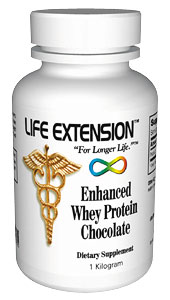 Life Extension Protein Chocolate 1 kilo