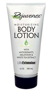 Rejuvenex Body Lotion 6 oz Tube