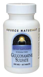 Life Extension Glucosamine Sulfate 500 mg Tablets